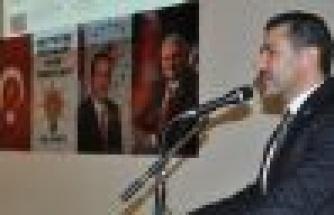 AK Partili Tekin ile referandum röportajı