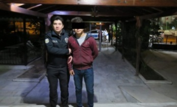 Polis, yılbaşında ağaç fidanlarını kesenleri yakaladı