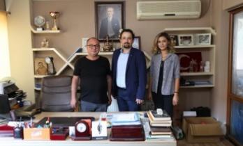 ADM Elektrik'ten Gazetemize Ziyaret