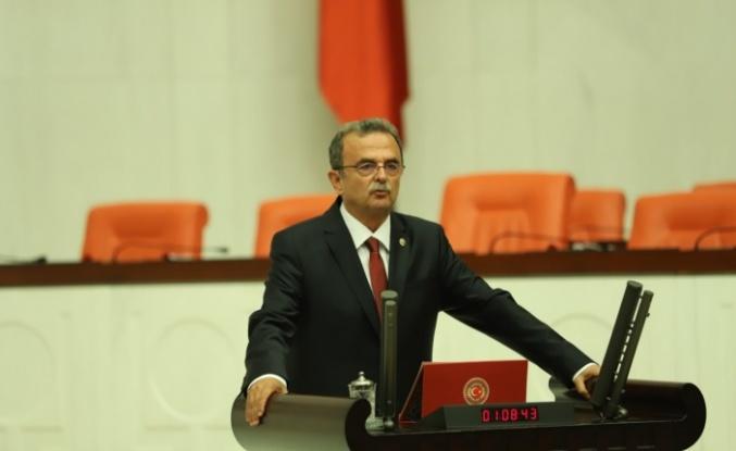 CHP'li Girgin, düşük kurdan döviz satışını Meclis'e taşıdı