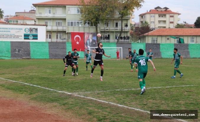 Yatağanspor galibiyete de gole de hasret kaldı!