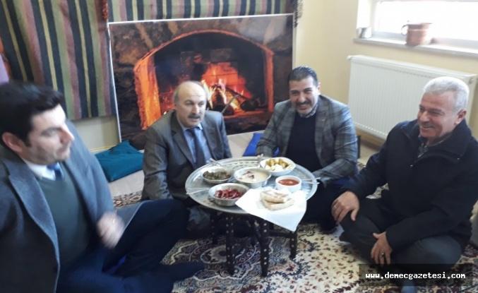 """Fatih Ortaokulu'ndan otantik """"Yerli Malı Haftası"""" kutlaması"""