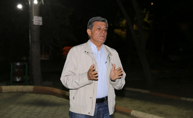 Halil Arslan görevinden istifa etti!