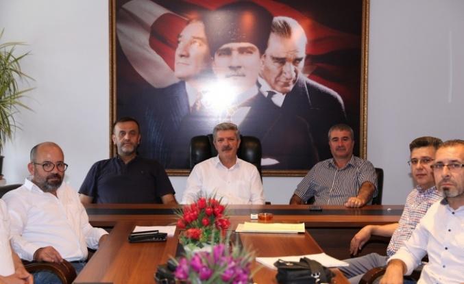 Yatağanspor'da Mustafa Yenioğlu dönemi