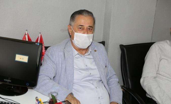 """CHP'li Özcan: """"Hükümet acil olarak gerçekçi bir bütçe yapmalıdır"""""""