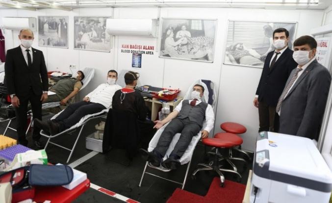 Toksöz'den kan bağışına destek çağrısı