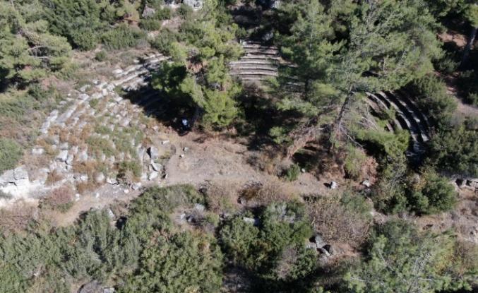 Kavaklıdere'de Tarih Gün Yüzüne Çıkıyor