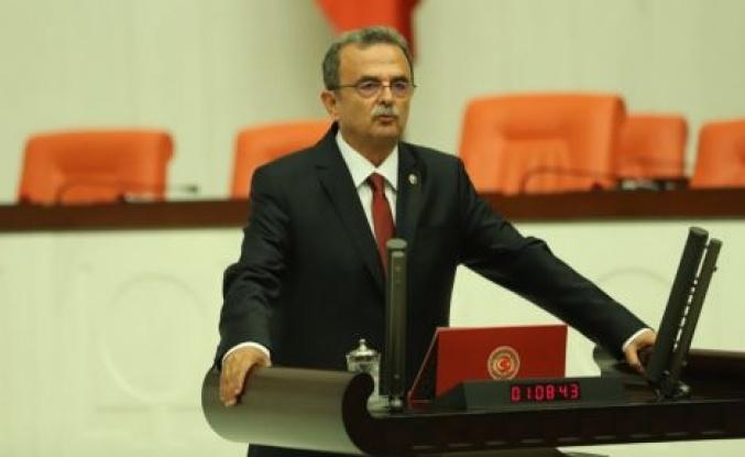 CHP'li Süleyman Girgin'den bütçe isyanı