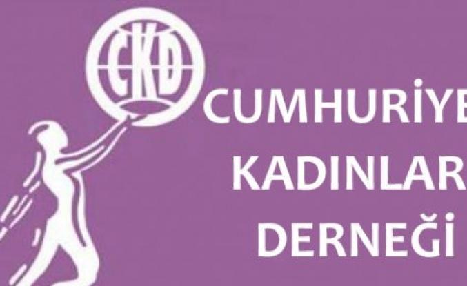 """CKD: """"Yüzde 50'lik cinsiyet kotası uygulamasını yasalaştırın"""""""