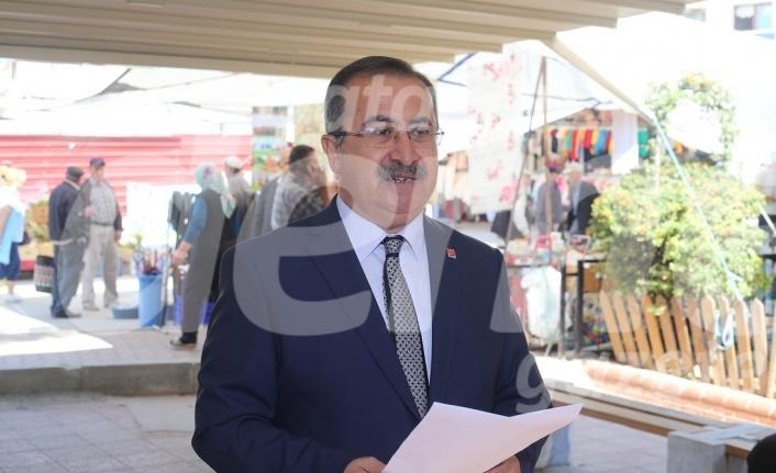 CHP İlçe Başkanı, belediye başkan aday adaylığını açıkladı