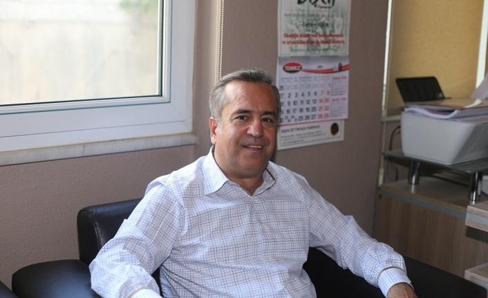 Eyüp Katırcı da aday adaylığını açıkladı