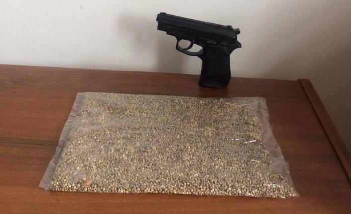 Yatağan'da uyuşturucu operasyonu