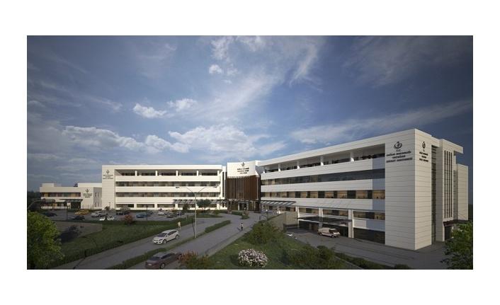 Hastane bitmeden 9,5 milyon liralık tıbbi malzemesi hazır