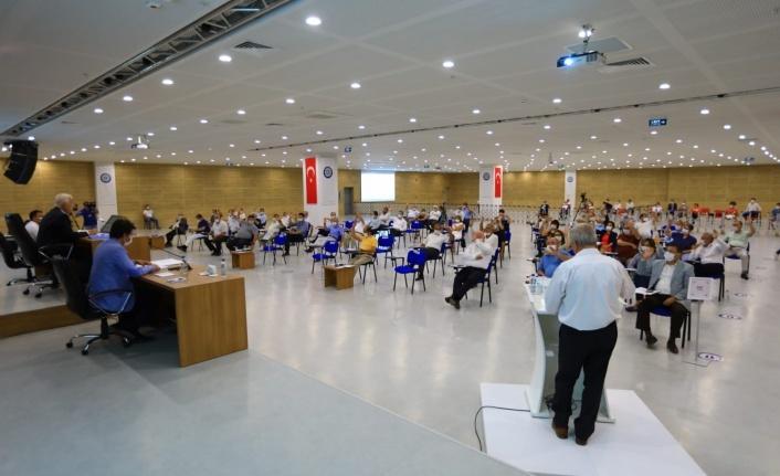 Büyükşehir Meclis Komisyonu tekrar Millet İttifakına geçti