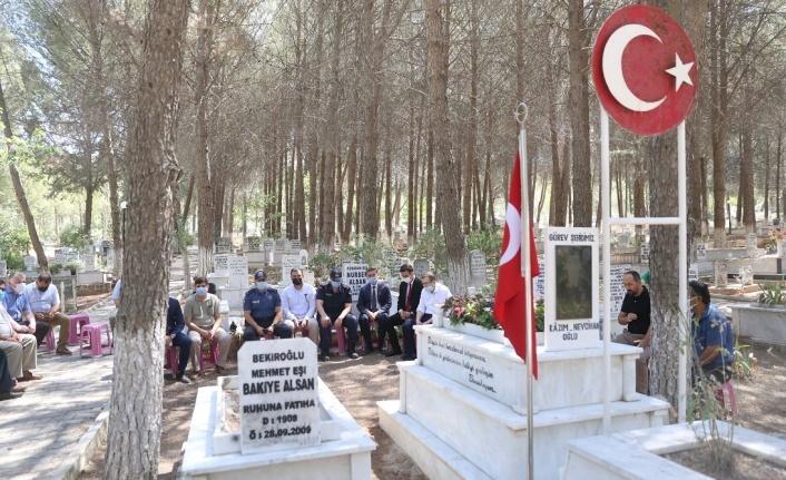 15 Temmuz Demokrasi ve Milli Birlik Günü, şehitler anılarak başladı