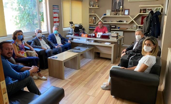 Milletvekili Girgin'den Gazetemize Ziyaret