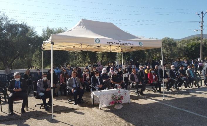 Şehit Güngör Çetinkaya İsmini Taşıyan Okulda Düzenlenen Törenle Anıldı